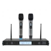 DTM 800H Twin Handheld Diversity System (863.0Mhz-865.0Mhz)